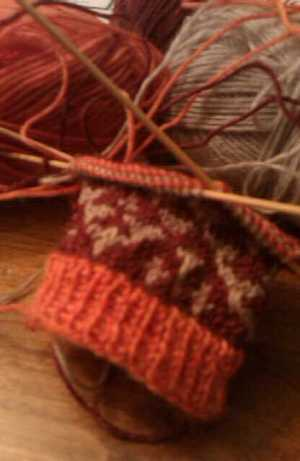 pisces, knitting, fermentation, making things